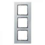 B7 Ramka potrójna szklana aluminium