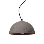 Lampa betonowa Sfera M ciemnosza