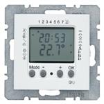 Regulator temperatury elektroniczny biały