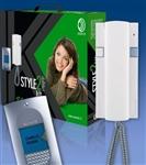 Zestaw domofonowy na 1 użytkownika, Stylekit-2 8270 COMELIT