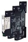 Przekaźnik interfejsowy wąski  RV8H-L-AD48 1 styk przełączny, 6A, z diodą LED, zaciski śrubowe  IDEC