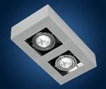 Lampa EGLO LOKE GU10 2x35W