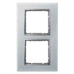 B7 Ramka podwójna szklana aluminium