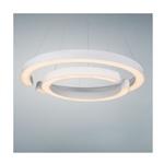 AURA II lampa wisząca LED 35W+52W 3000K MaxLight