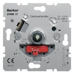 Berker Ściemniacz obrotowy 1-10V (do świetlówek)