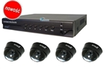 MAŁY SYSTEM CCTV
