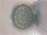 Źródło LED GU10 230V/24LED/6000K SMD5050 PRO 24-5050 CW zimny biały 4,5W 310m 120st. EEL=A