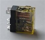 Przekaźnik jednobiegunowy RJ1S-CL-D12 1 styk przełączny, 12A, z diodą LED  IDEC