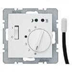 B1/B3/B7 Regulator temperatury manualny biały