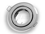 Oprawa LED line® okrągła ruchoma chrom blaszana