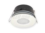 Oprawa LED line® IP65 okrągła, stała, odlew, biała