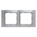 B1 Ramka podwójna pozioma aluminium