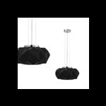 Lampa wisząca TERRA SPOTLight czarna 1x60W E27