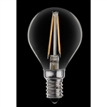 Żarówka LED E14 2W 260lm LedLine barwa biała ciepła FILAMENT