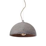 Lampa betonowa Sfera M LOFTLIGHT patynowa