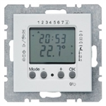 B1/B3/B7 Regulator temperatury elektroniczny biały