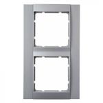 B1 Ramka podwójna pionowa aluminium
