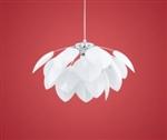 Lampa wisząca Akacia EGLO E27 1x60W 91357