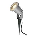 Lampa Spotline Nautilius Spike 227418 srebrnoszara